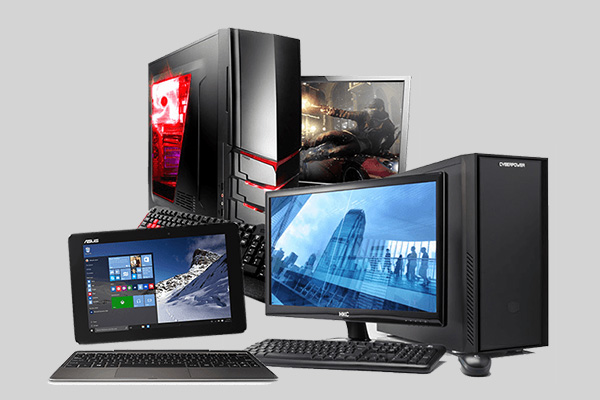 New Computers & Laptops Services